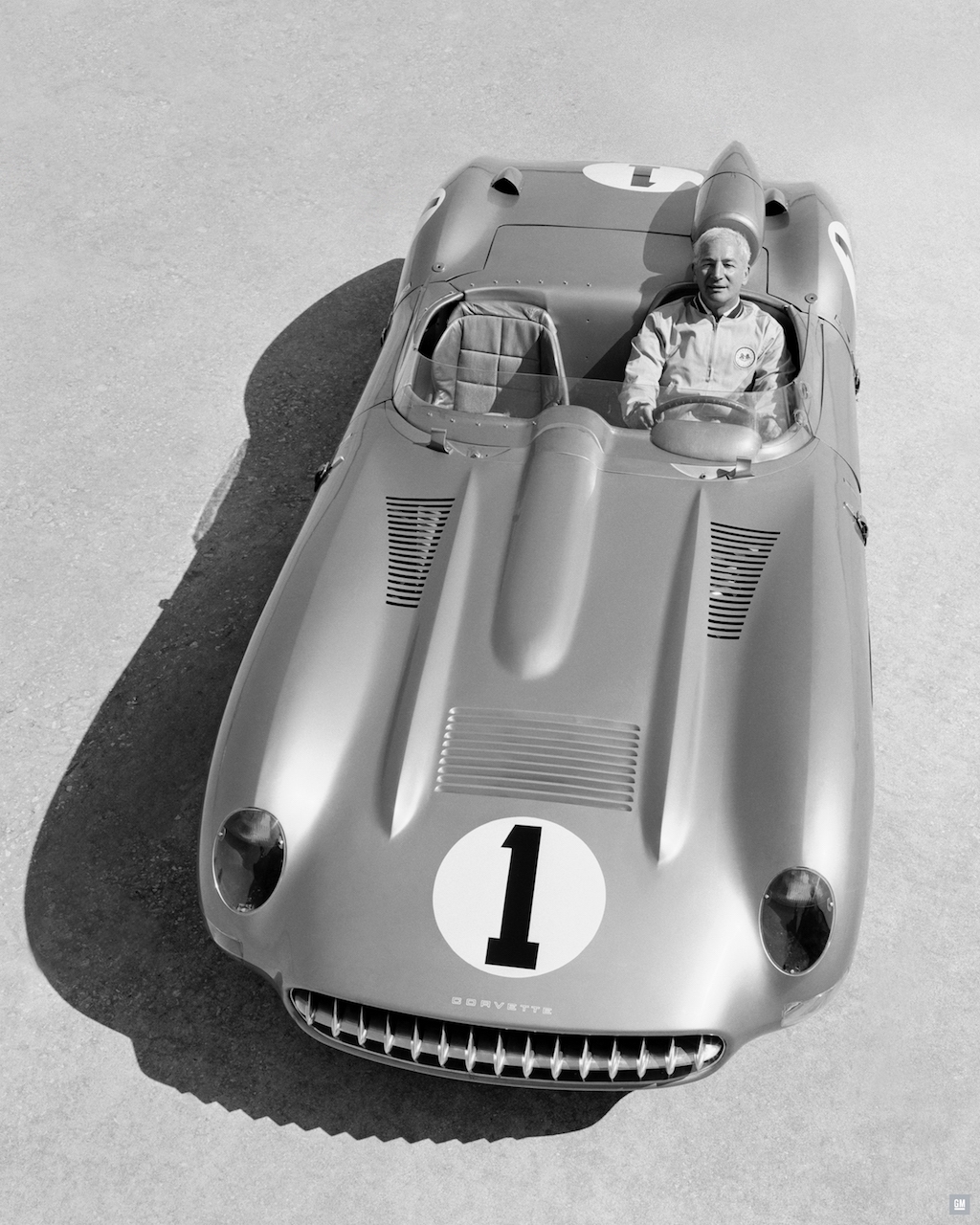 1957 Chevrolet Corvette SS Race Car Piloted by Zora Arkus-Duntov