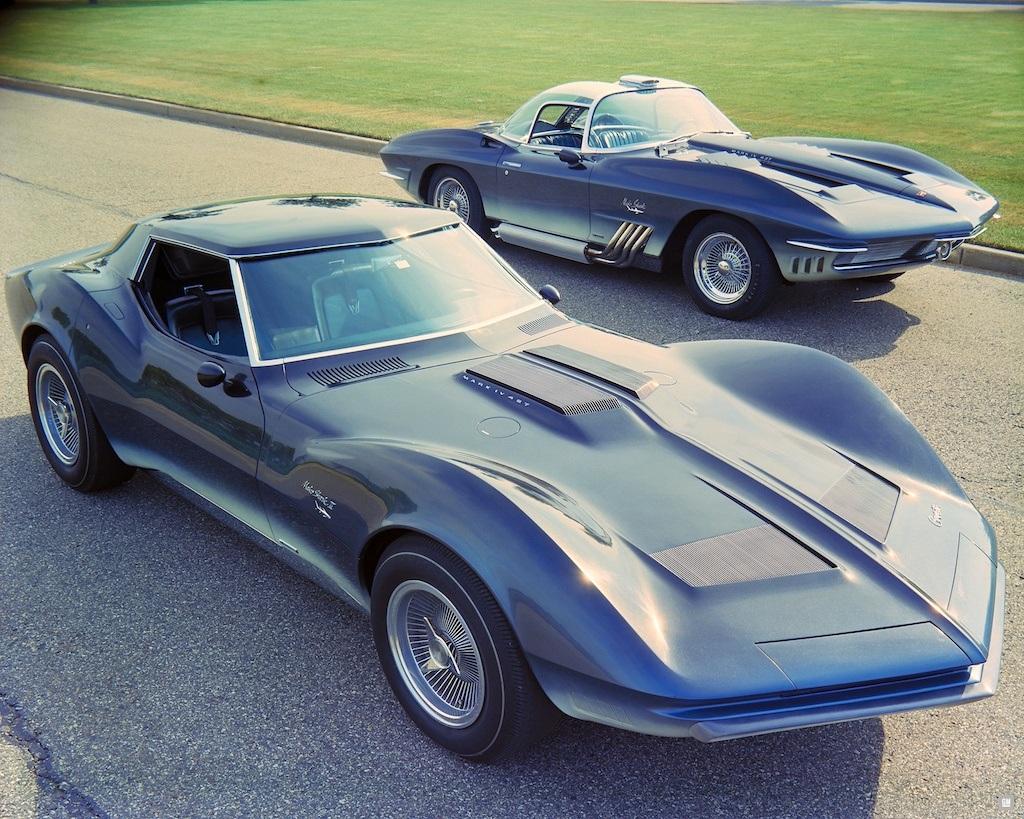 1965 Corvette Mako Shark Concept