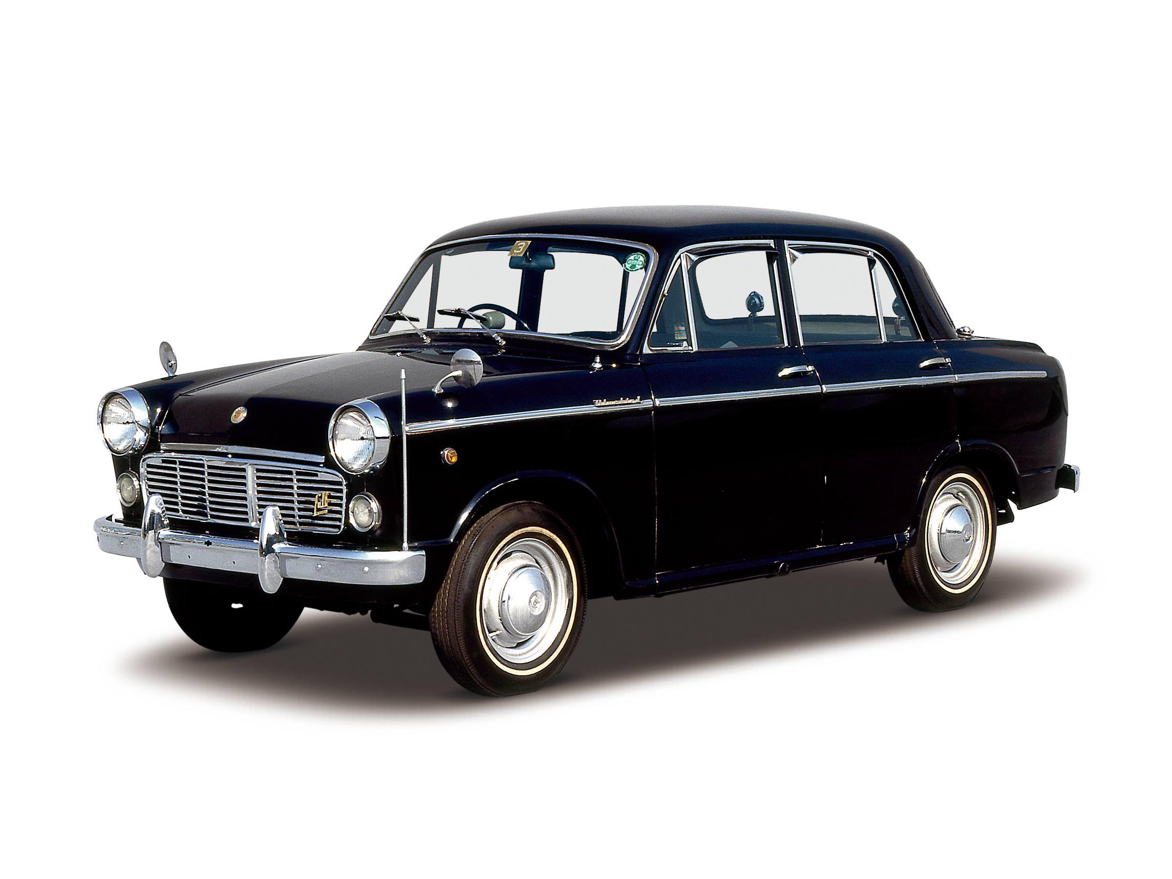 1961 Datsun Bluebird 1200 Deluxe