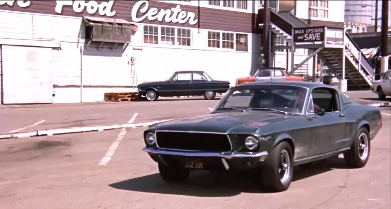 1966 Ford Mustang Bullitt