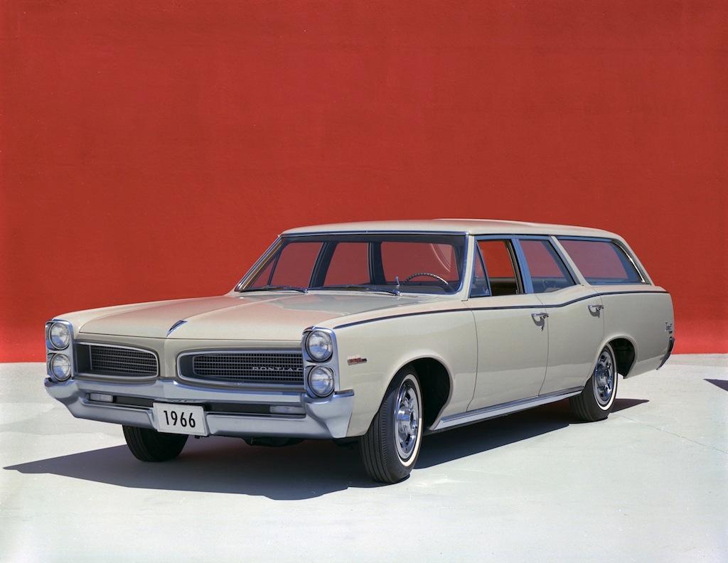 1966 Pontiac Tempest Safari Wagon