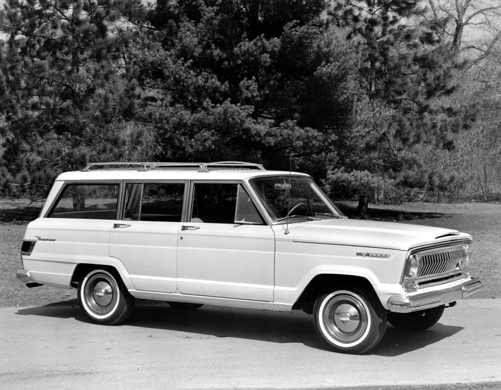 1966 Jeep Super Wagoneer