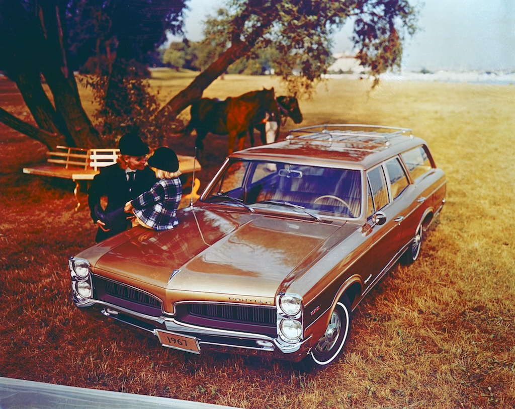 1967 Pontiac Tempest Safari Wagon