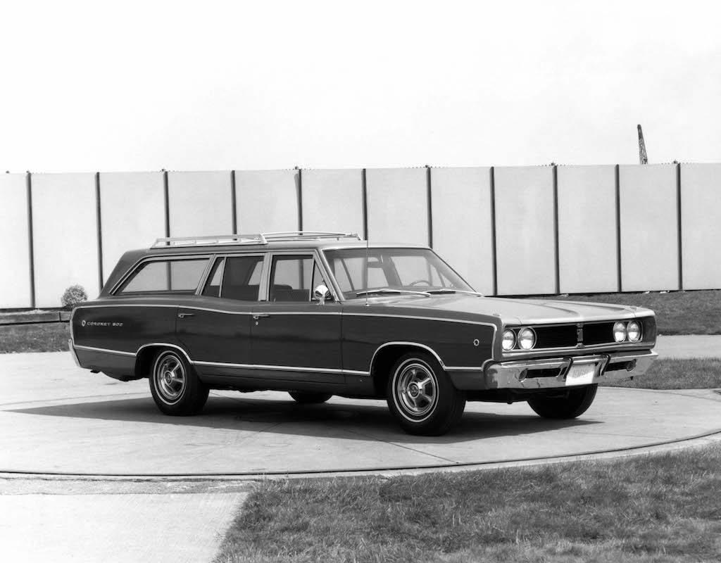 1968 Dodge Coronet 500 station wagon   Dodge