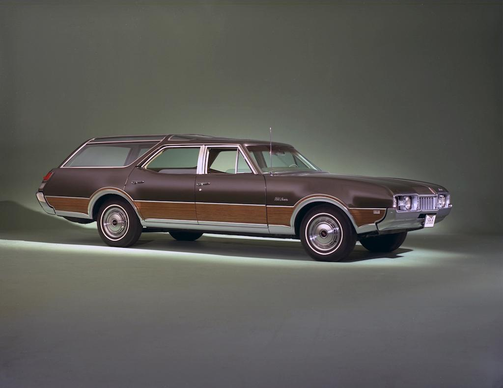 1968 Oldsmobile Cutlass Vista Cruiser