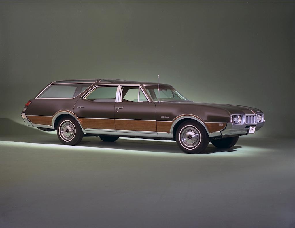 1968 Oldsmobile Cutlass Vista Cruiser