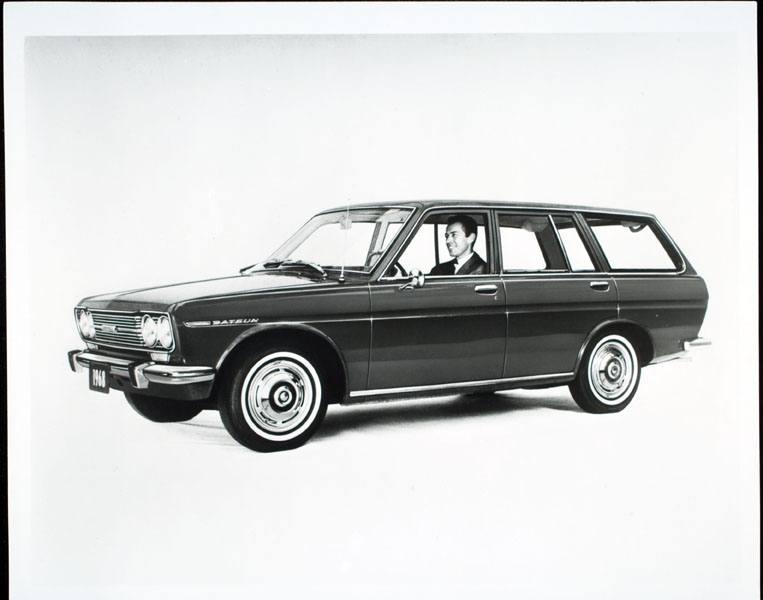 1968 Datsun 510 Wagon