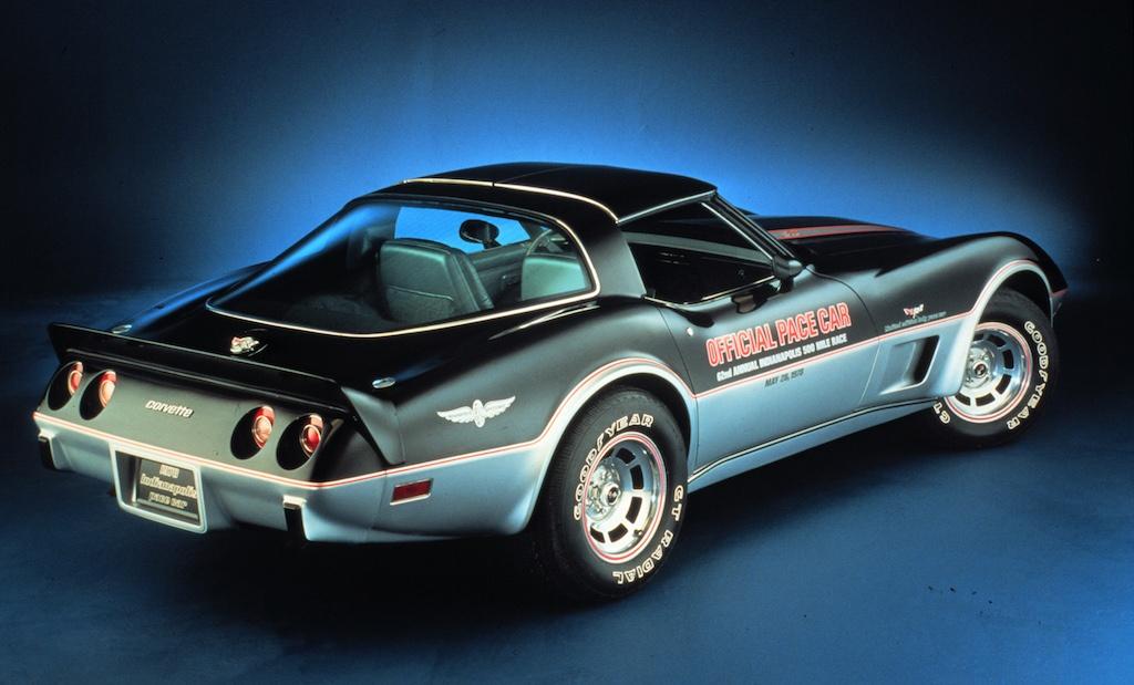 1978 Chevrolet Corvette Indianapolis 500 Pace Car