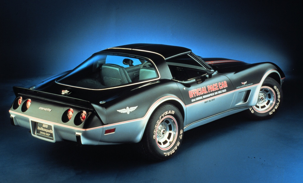 1978 Chevrolet Corvette Indianapolis 500 Pace Car