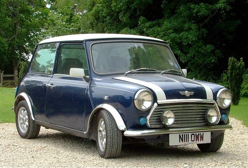 1995 Mini Cooper Si