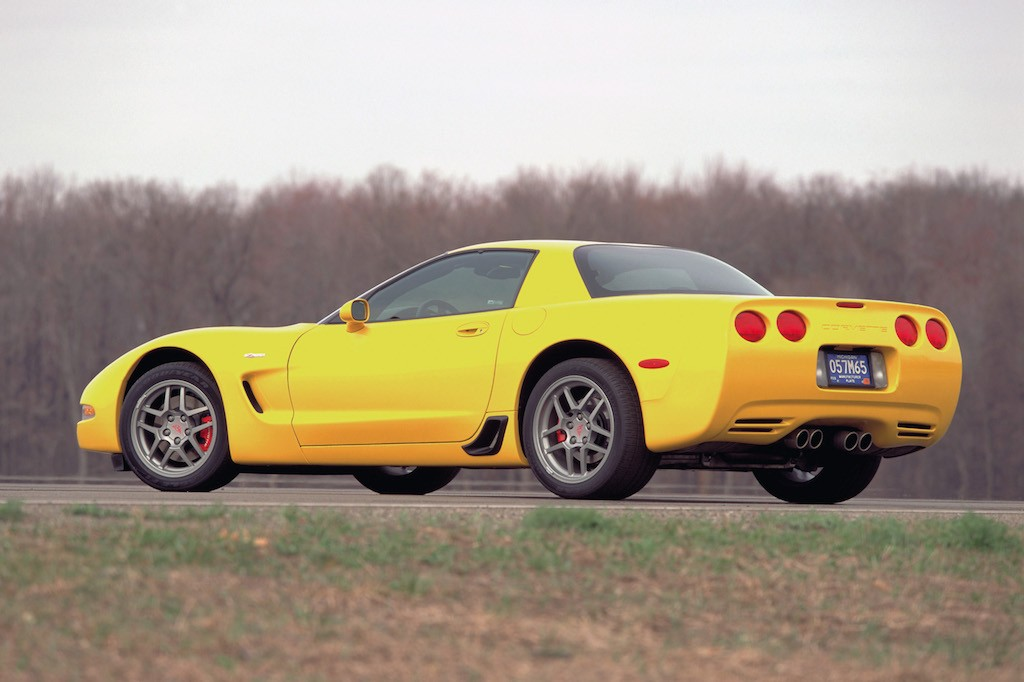2001 Corvette Z06