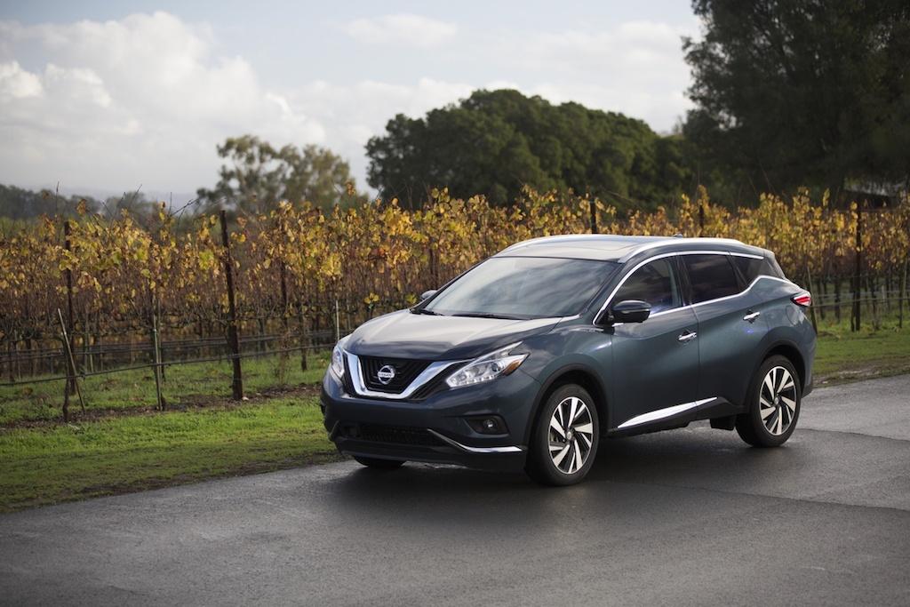 2016 Nissan Murano | Nissan