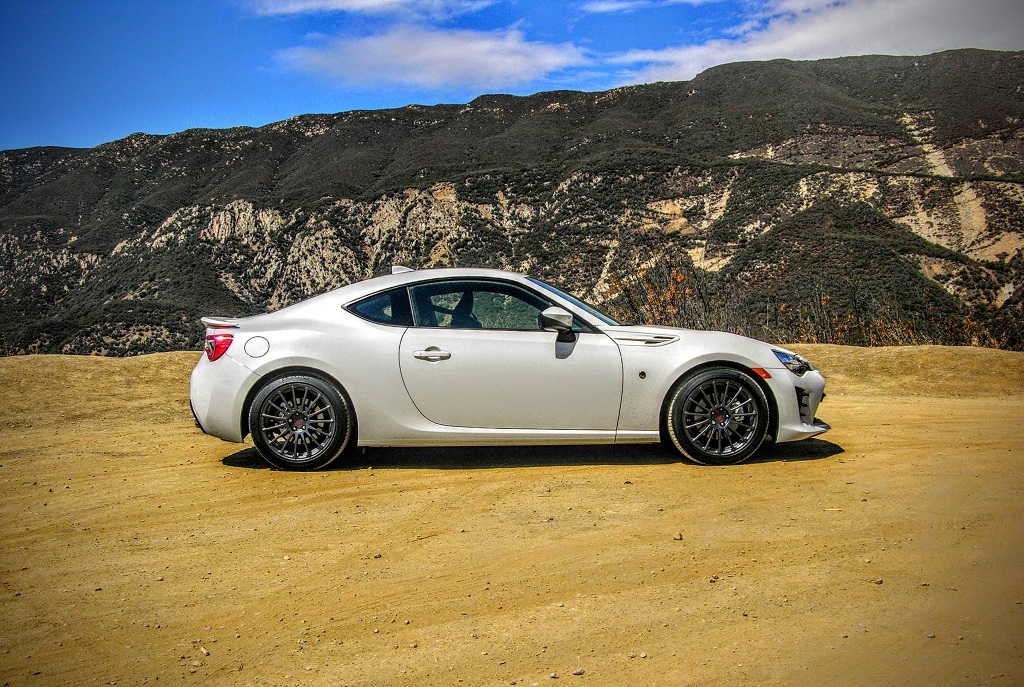Toyota sports coupe | Micah Wright/Autos Cheat Sheet