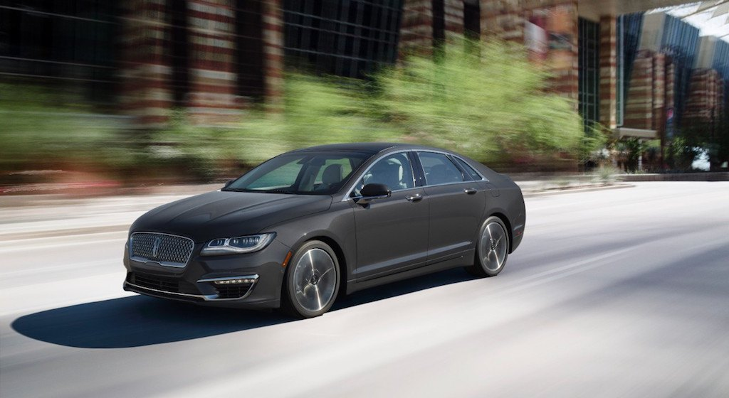 Ford Fusion Sport Vs Lincoln Mkz Buy This Not That