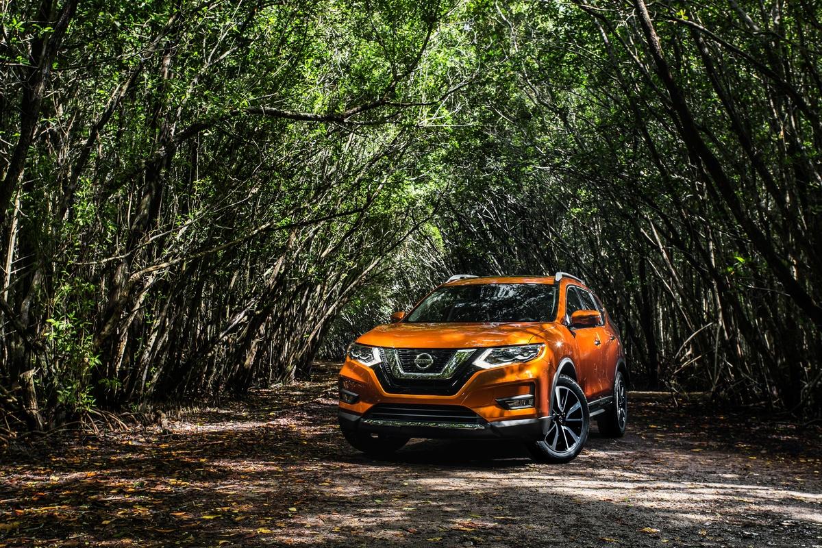 2017 Nissan Rogue SL | Nissan