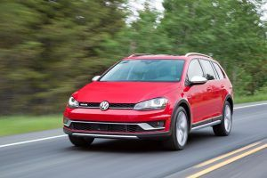 First Drive: The 2017 Golf Alltrack Is the Start of Volkswagen's Next Act