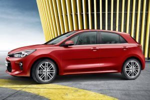New Kia Rio Revealed Ahead of 2016 Paris Auto Show
