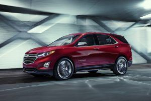 Chevrolet Cruze Hatch vs. Chevrolet Equinox: Buy This, Not That