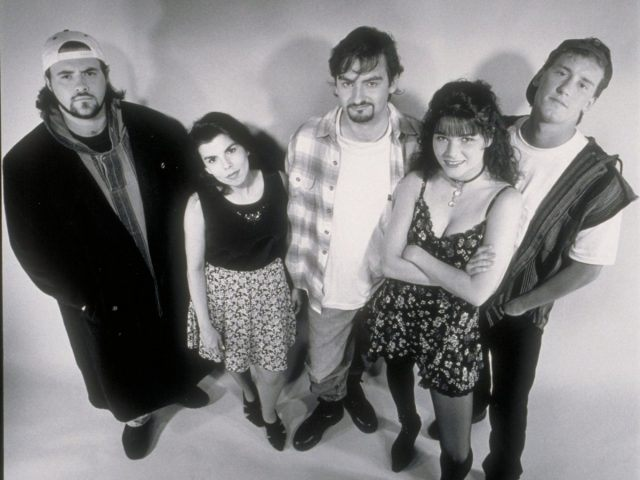 Clerks was a low-budget cult classic