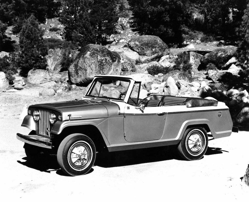 1967 Jeep Jeepster Commando Convertible