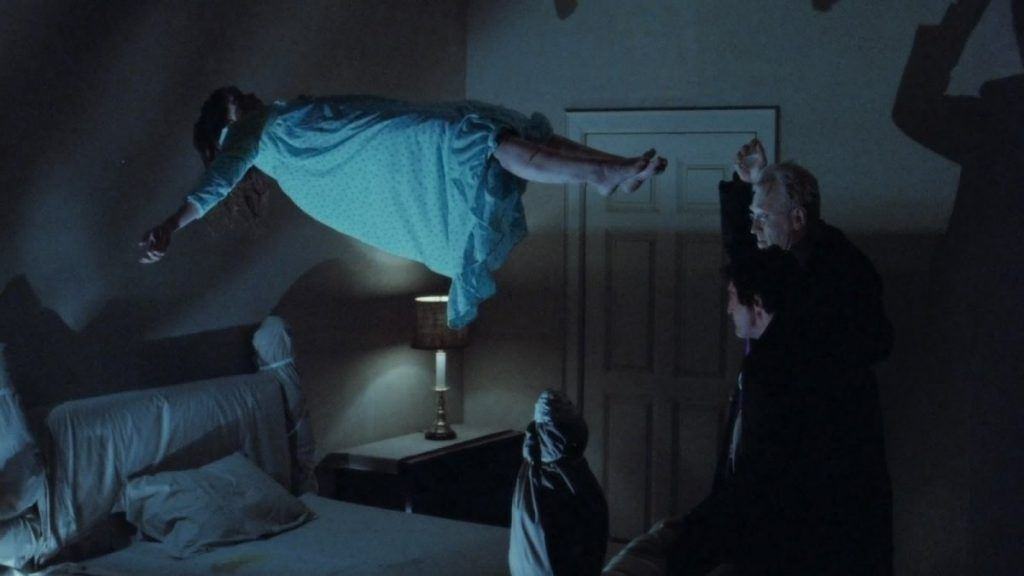 """Scene from """"The Exorcist"""""""
