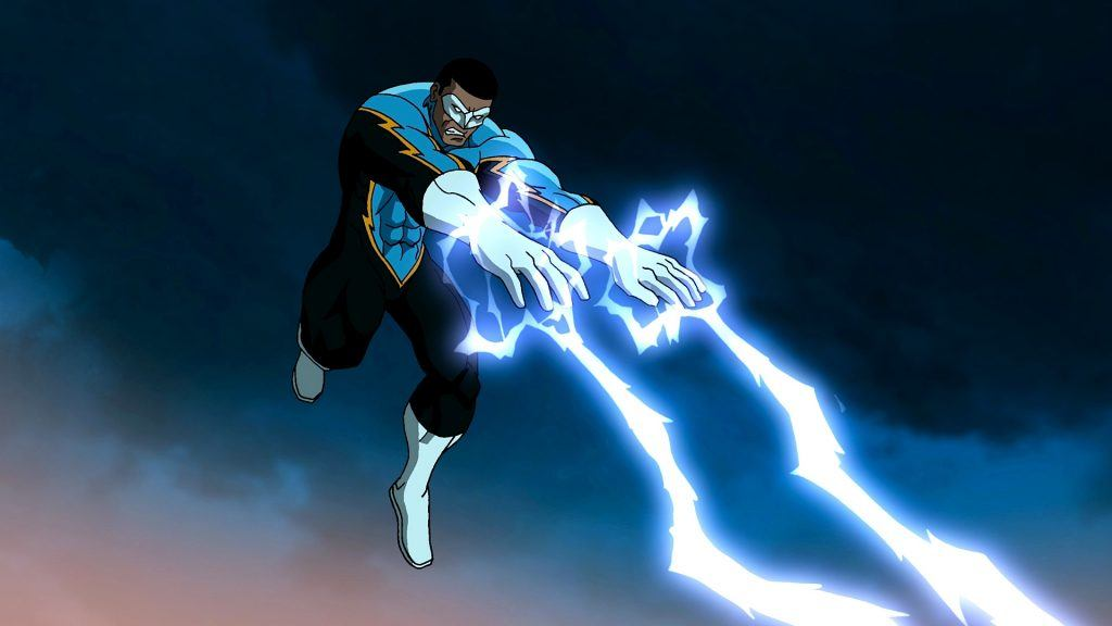 Black Lightning | DC Comics