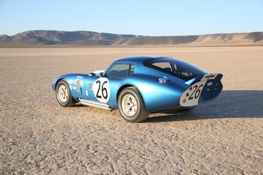 """2015 Shelby Daytona """"50th Anniversary"""" Coupe"""