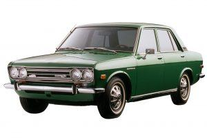 The Legendary Datsun 510: Japan's First Global Sport Sedan