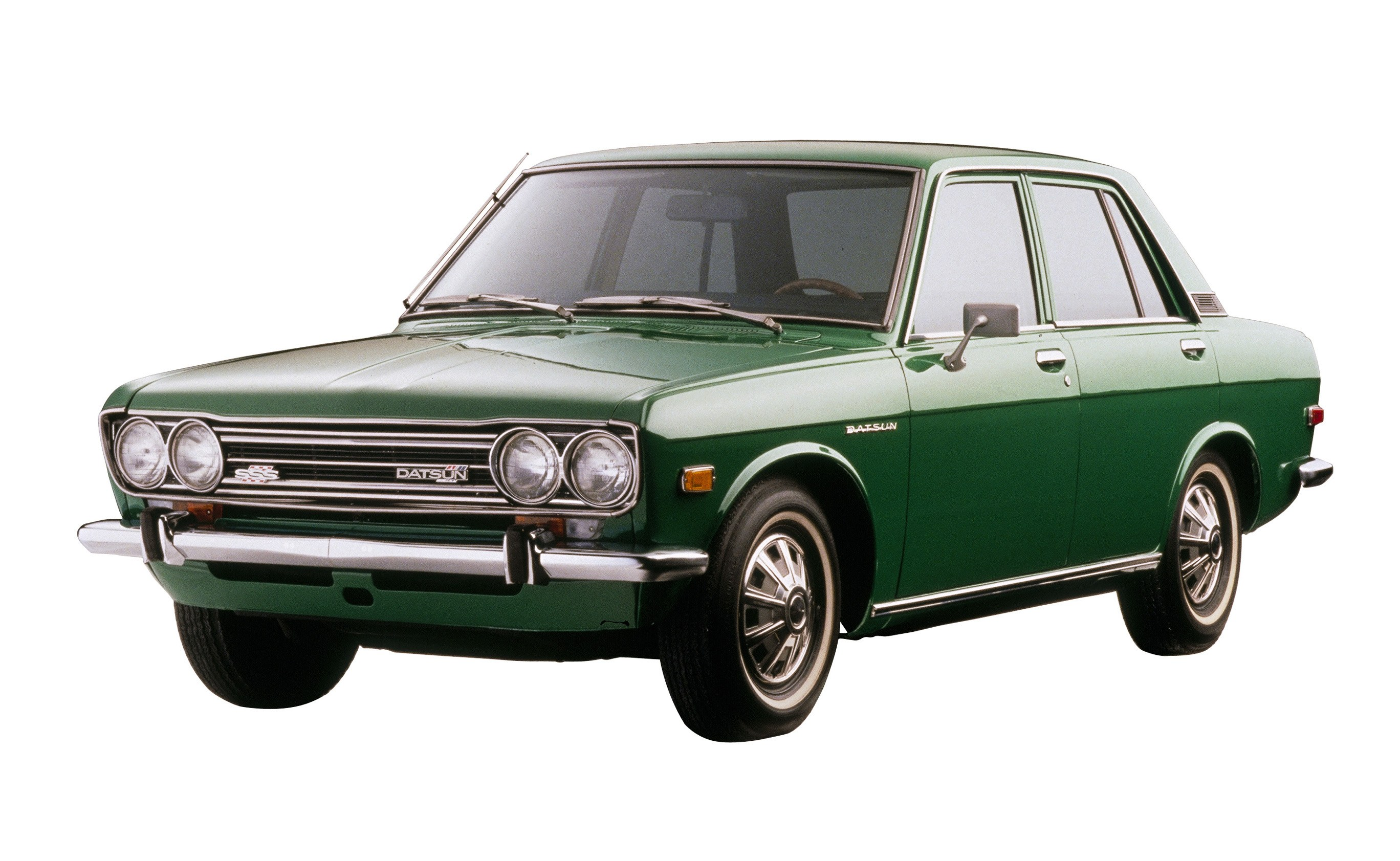1972 Datsun 510 Sedan