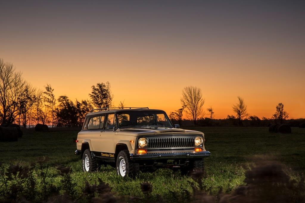 1977 Jeep Cherokee Chief