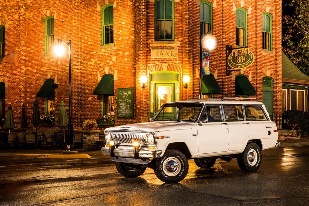 1973 Jeep Wagoneer | Jeep