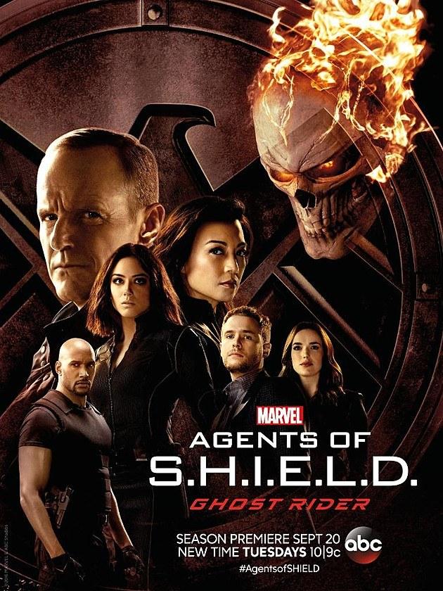 Agents of SHIELD Season 4 Poster   ABC