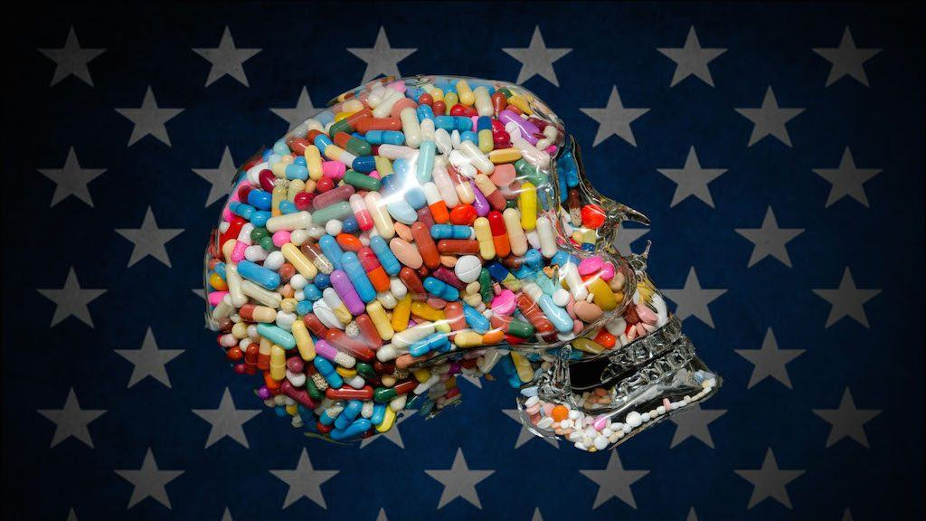 Dir. Sasha Knezev and the war on prescription drugs