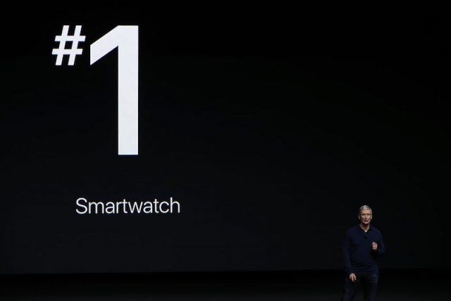 Wondering how the new Apple Watch 2 is better than the original Apple Watch? Here's what you need to know about the new features that will make the biggest difference | Stephen Lam/Getty Images