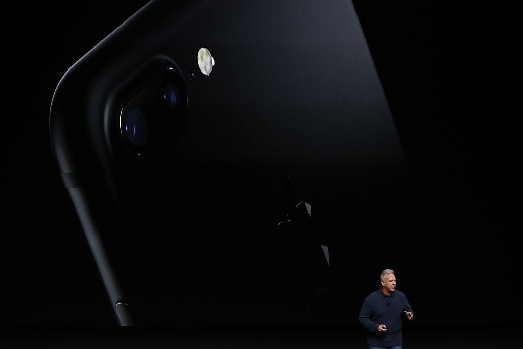 Phil Schiller speaks about the new iPhone 7