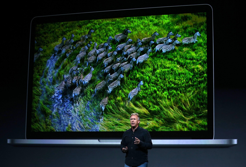 Apple Senior Vice President of Worldwide Marketing at Phil Schiller speaks
