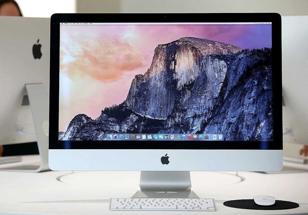 27 inch iMac with 5K Retina display