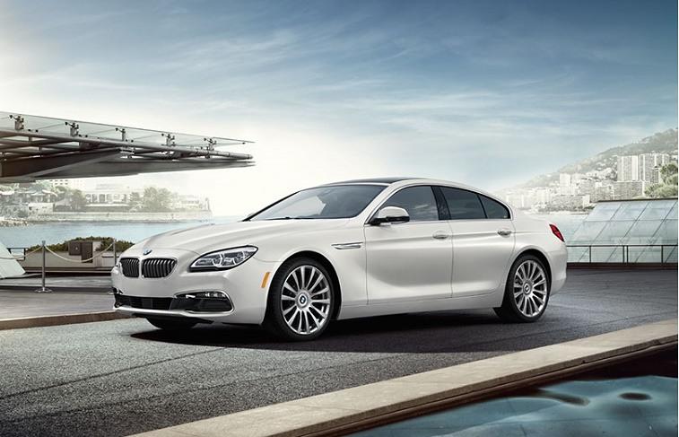 2016 BMW 6 Series Gran Coupe   BMW