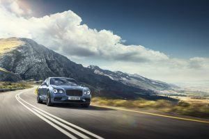 Flying Spur W12 S is First Bentley 4-Door to Exceed 200 MPH