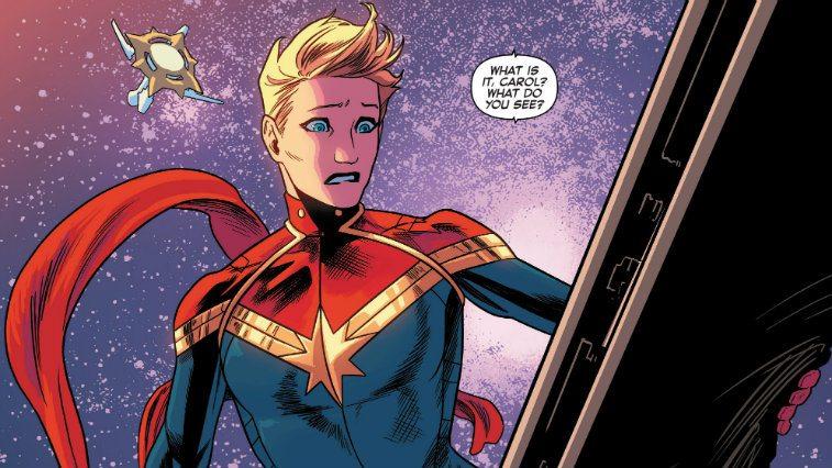 Captain Marvel | Marvel Comics