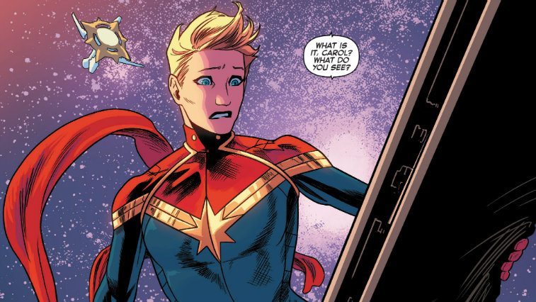 Captain Marvel | Marvel Comics