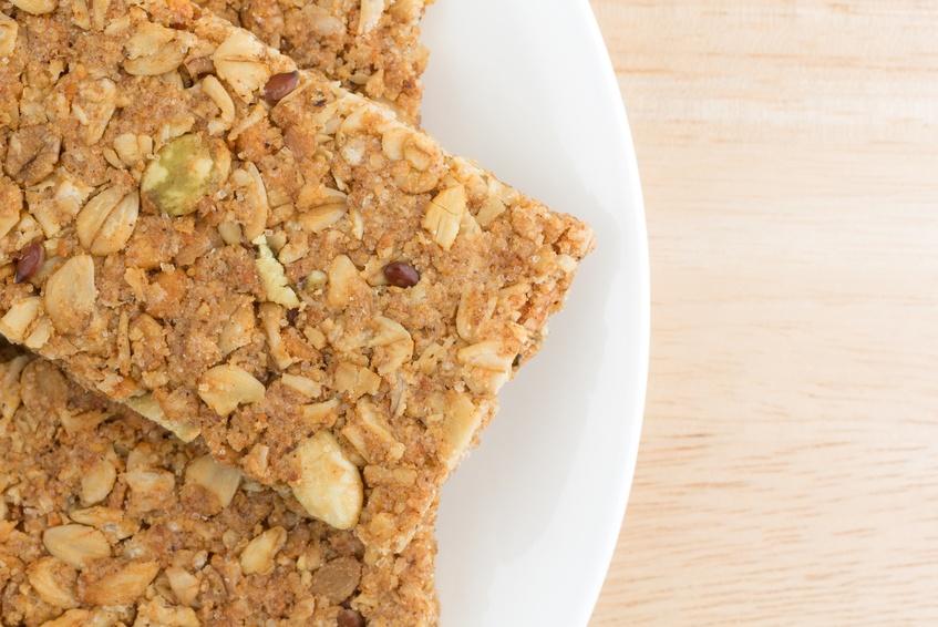 cinnamon flavored sesame and pumpkin seed granola