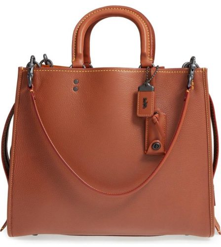 Coach 'Rogue 36' Leather Satchel