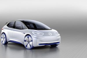 The 2020 I.D. is Volkswagen's 'Day After Tomorrow' EV