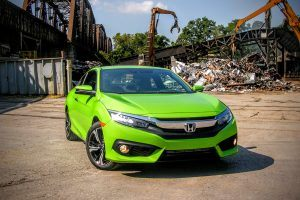 Honda Civic Touring Coupe Review: One Impressive Compact