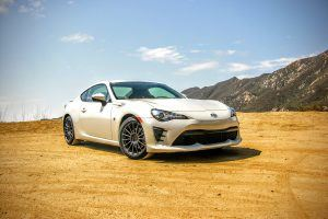 5 Things You Need to Know About the Updated Toyota 86