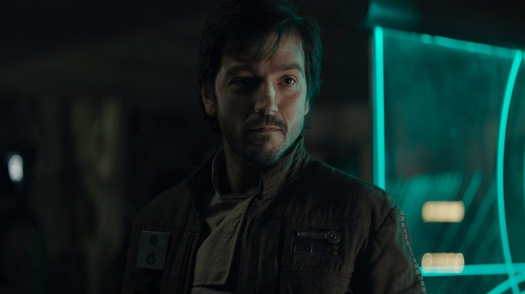 Diego Luna in Rogue One | Lucasfilm