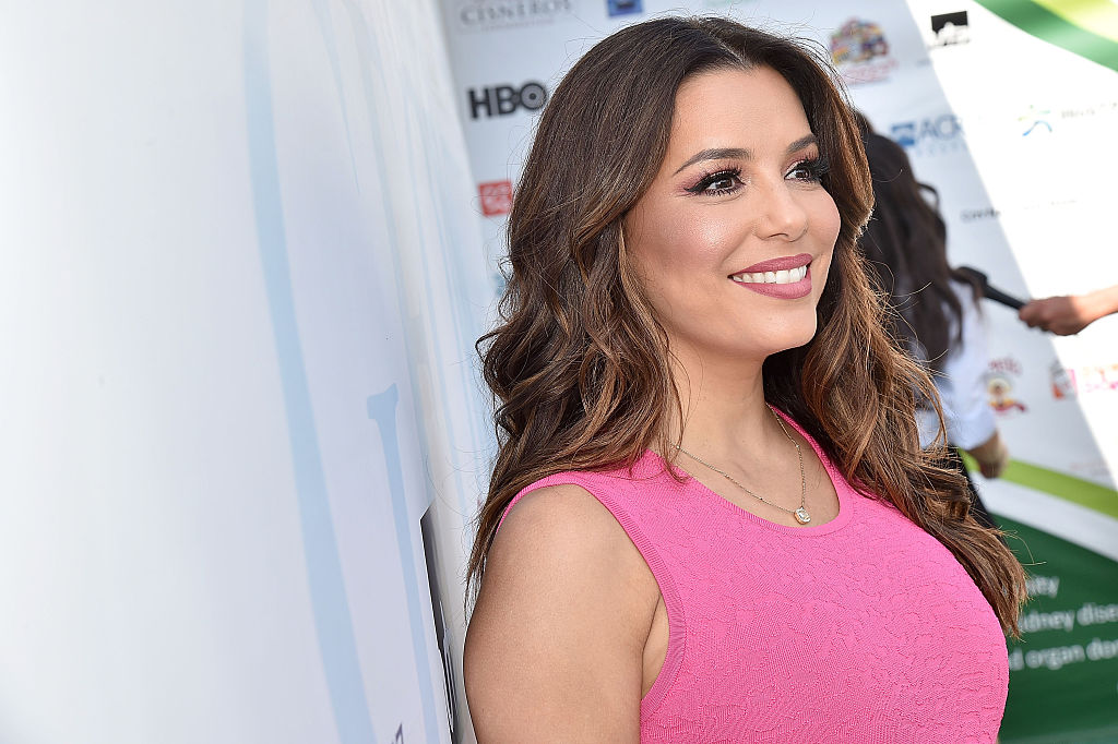 Eva Longoria attends the 9th Annual George Lopez Celebrity Golf Classic