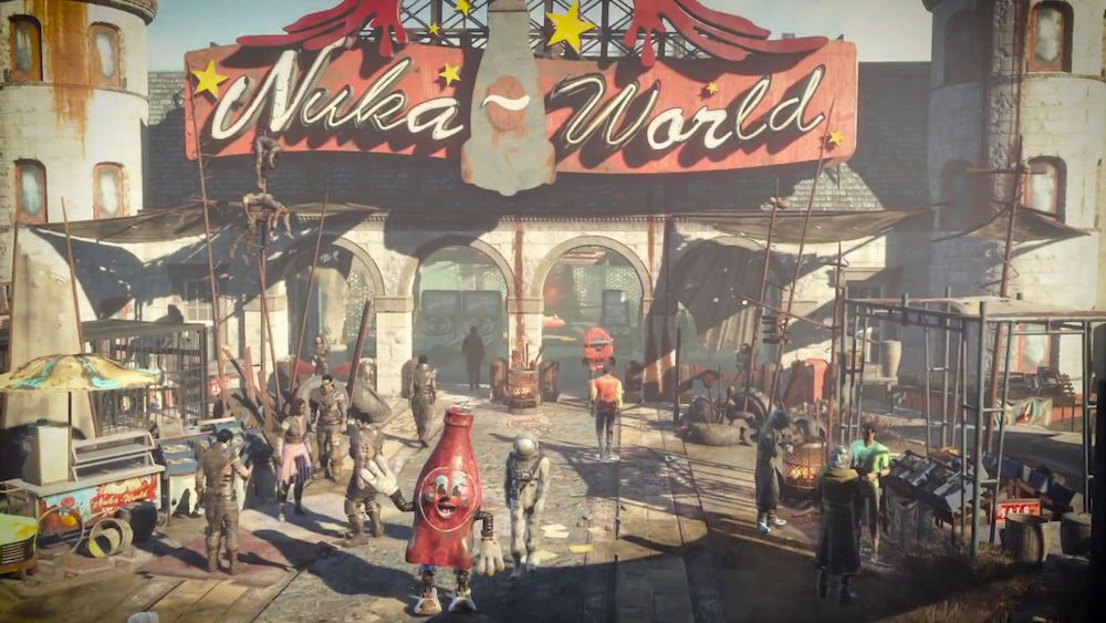 'Fallout 4' Nuka-World expansion