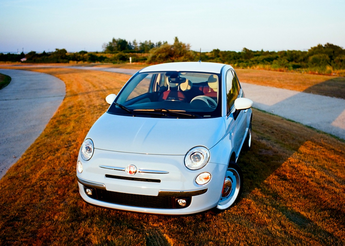 2016 fiat 500 39 1957 edition 39 review fast fashion on four wheels page 2. Black Bedroom Furniture Sets. Home Design Ideas